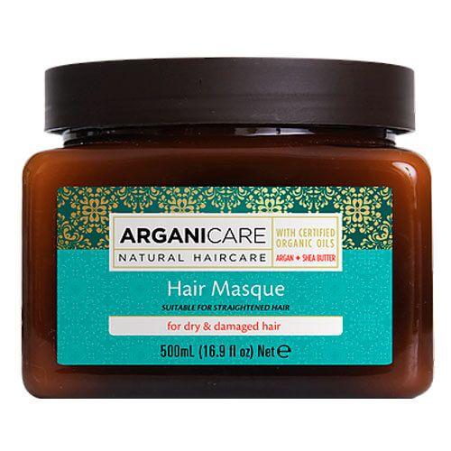 Маска для сухих и поврежденных волос с маслом Арганы ArganiCare (АрганиКеа) 500 мл