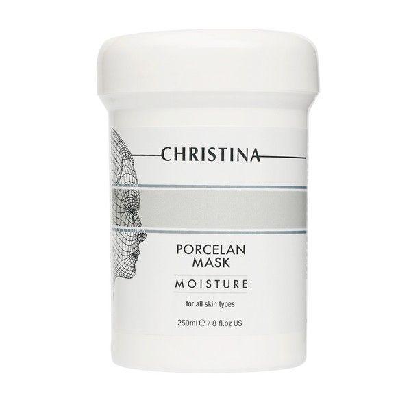 Увлажняющая фарфоровая маска для лица Christina (Кристина) 250 мл