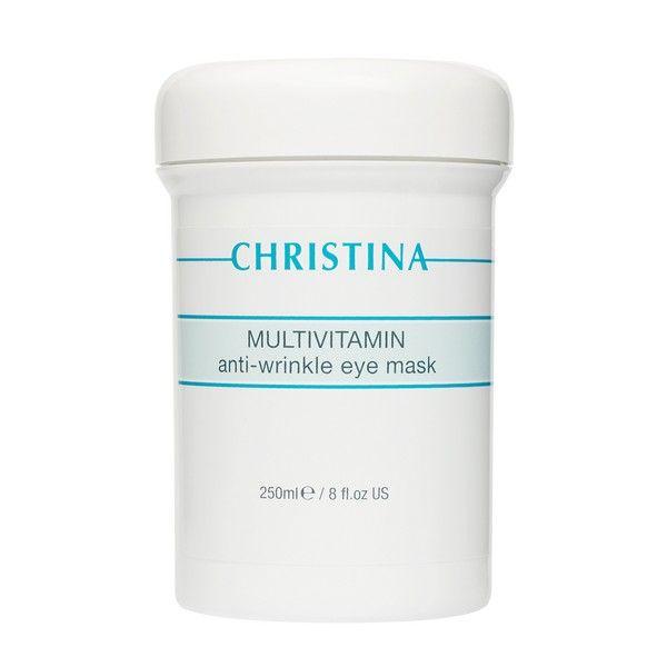 Мультивитаминная маска против морщин для кожи вокруг глаз Christina (Кристина) 250 мл